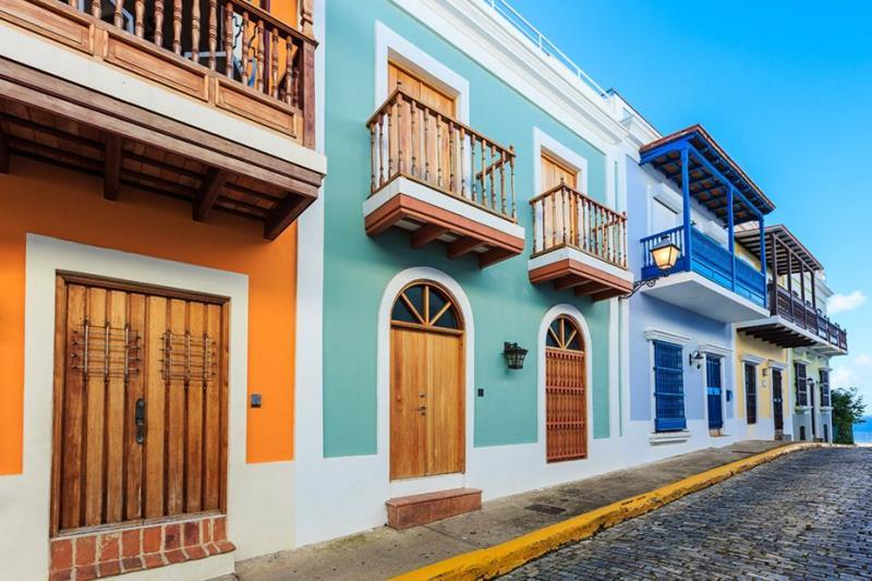 San Juan Roundtrip