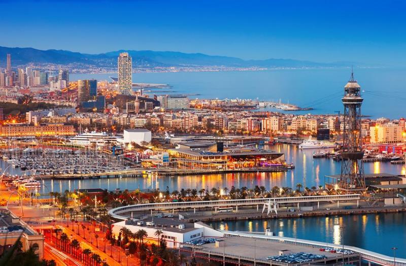 Barcelona to Lisbon & Business Class Flights