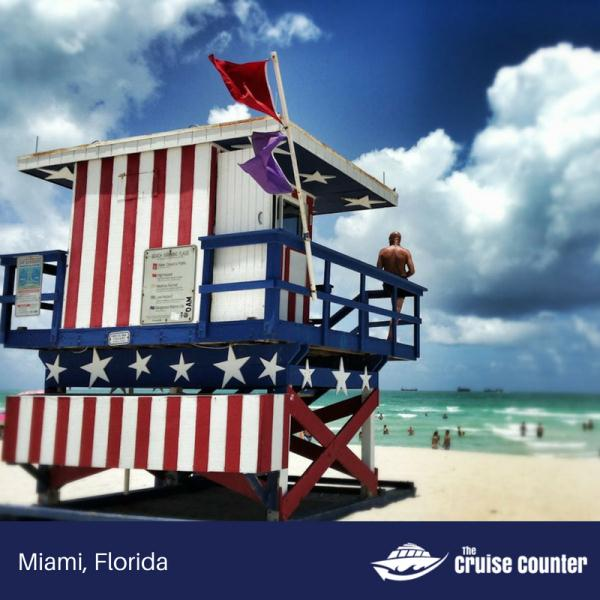 Miami Stay & Caribbean Cruise