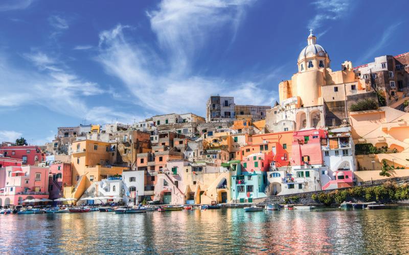 Italy, France, Monaco & Spain