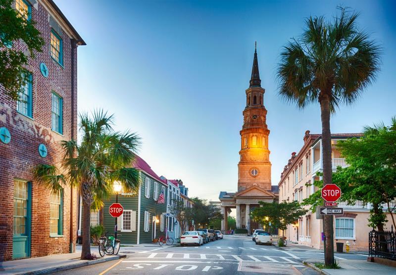10 Nights Bermuda, Newport And Charleston