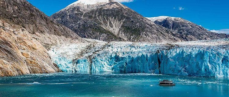 7 Nights Alaska Dawes Glacier Cruise