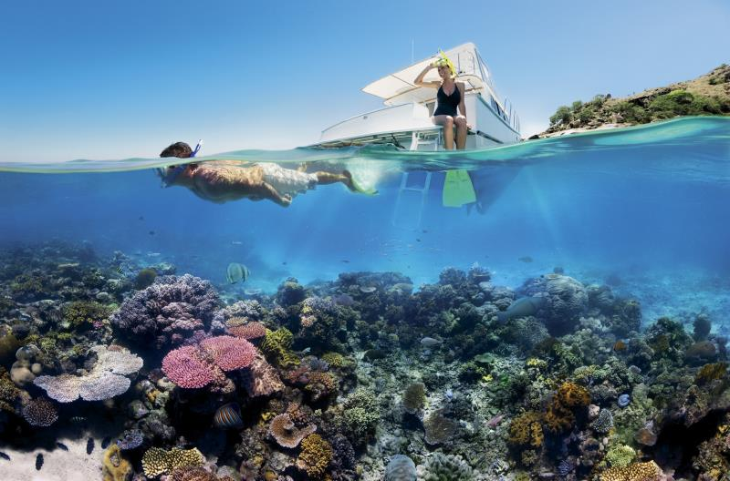 10 Night Great Barrier Reef Cruise