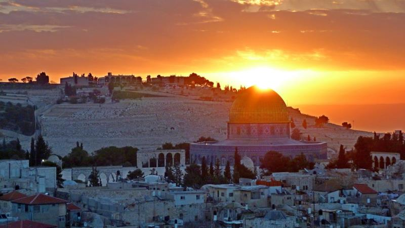 Israel & The Med