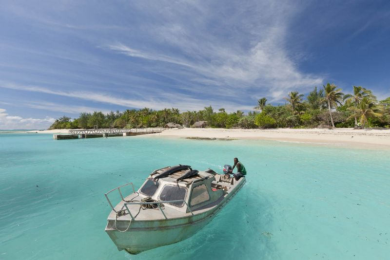 Explore the South Pacific