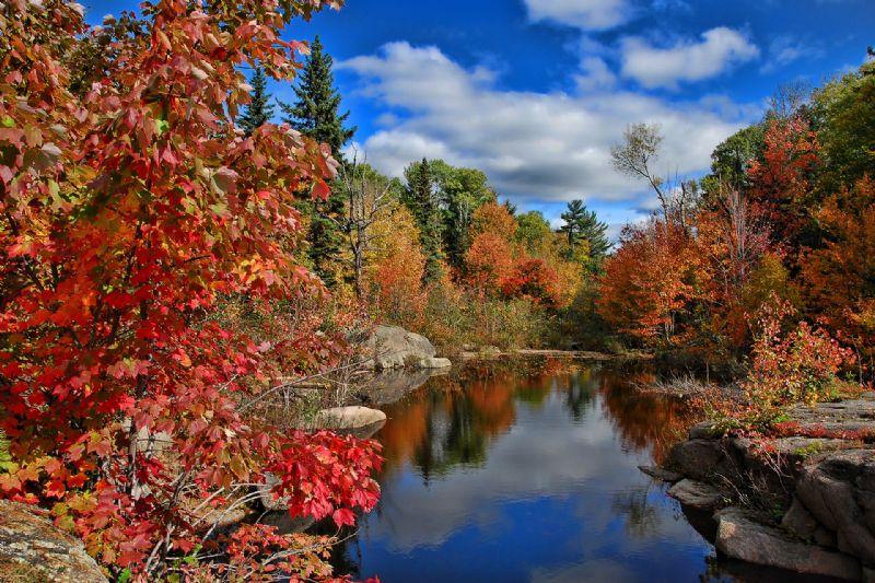 Canada & New England Grandeur