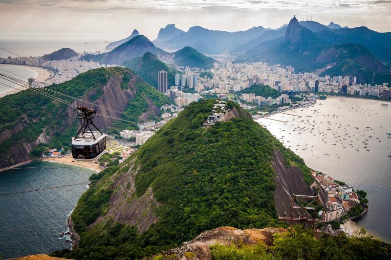 10 Night Brazil Cruise