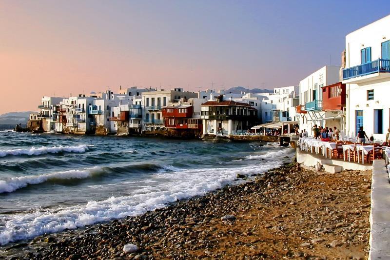 Italy, Malta & Greek Islands