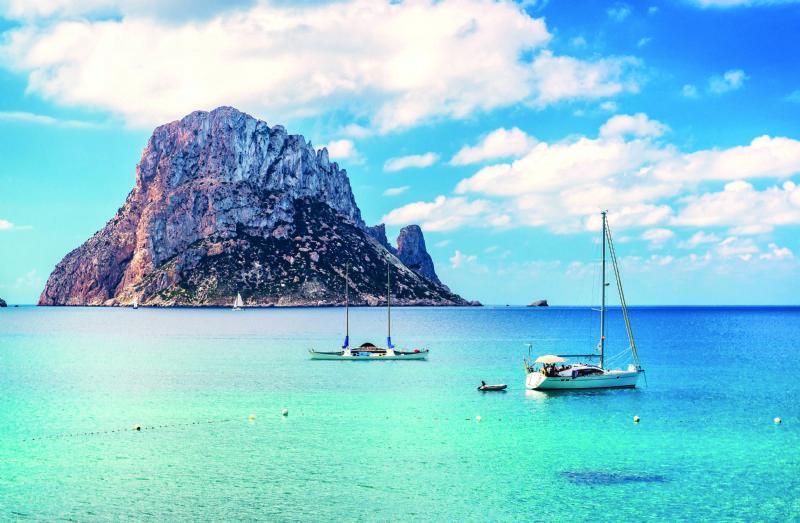 The Balearic Islands & Corsica