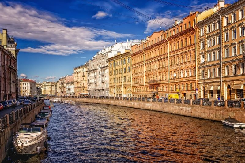 Russia & Scandinavia Fly Cruise