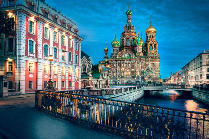 Russia & Scandinavia