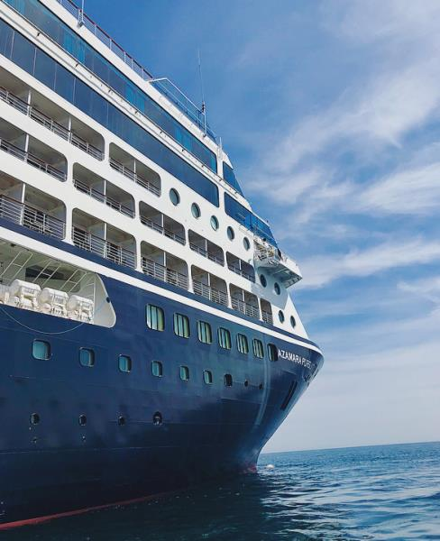 Azamara Pursuit Review