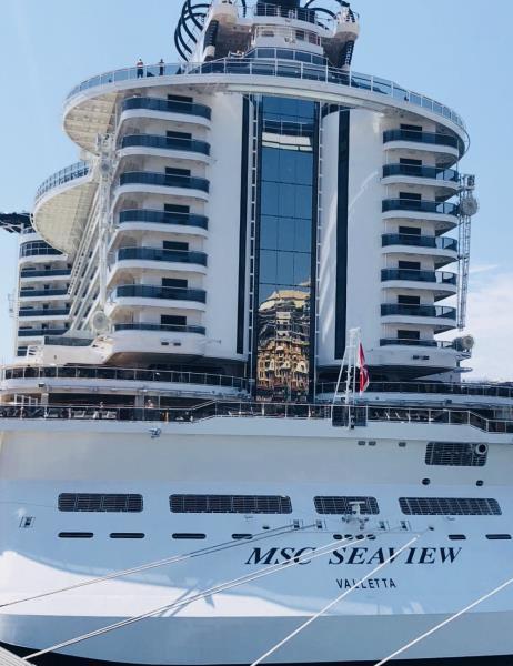 MSC Seaview Review