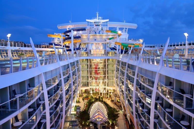 Welcome to Royal Caribbean Cruises