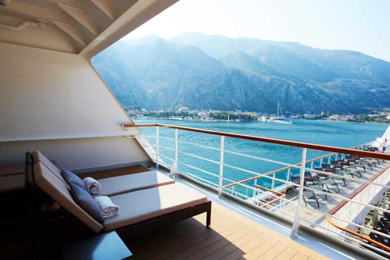Welcome to Seabourn
