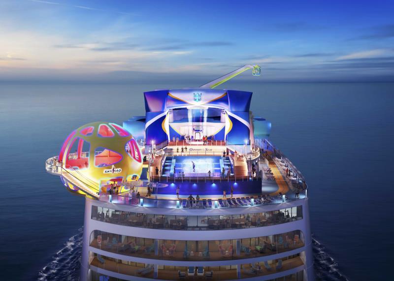Royal Caribbean Launch Digital 2021/22 Brochure