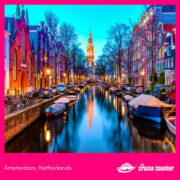 Tampa to Amsterdam