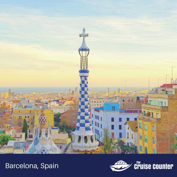 Italy, France, & Spain Cruise