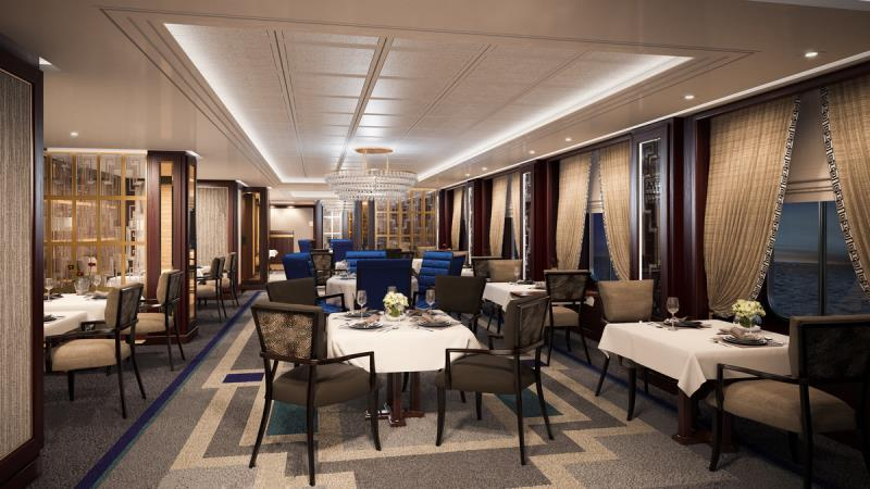 Britania Club Restaurant Still 3V