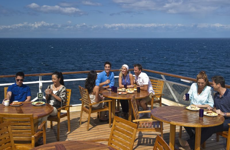 CEL Aft Deck Celebrity Constellation 7864