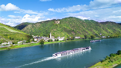 5 Reasons to Take a River Cruise