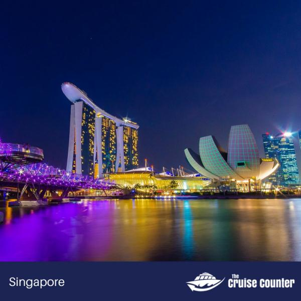 16 Night South East Asia Cruise & Stay