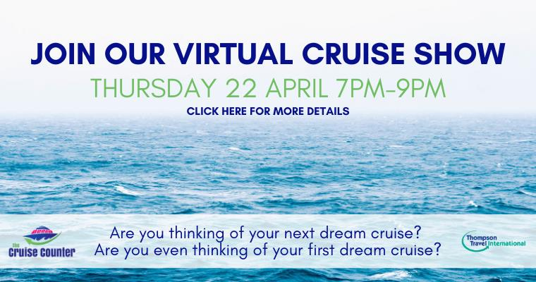 Join Our Virtual Cruise Show