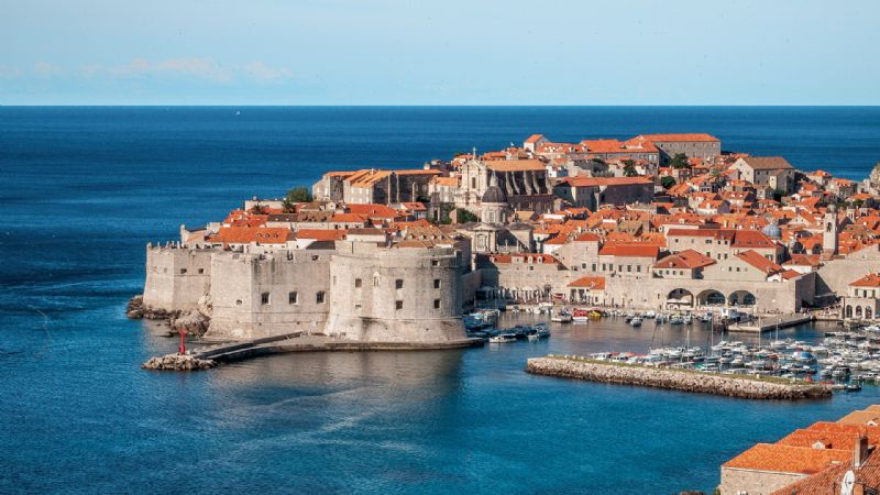 The Parthenon Marbles & The Walls of Dubrovnik