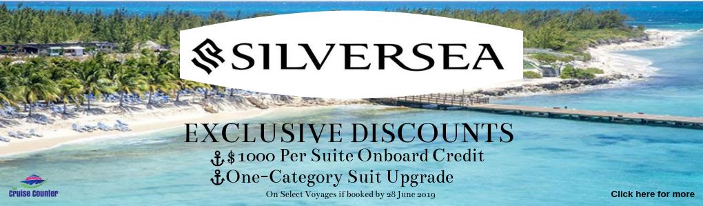 Silversea Banner