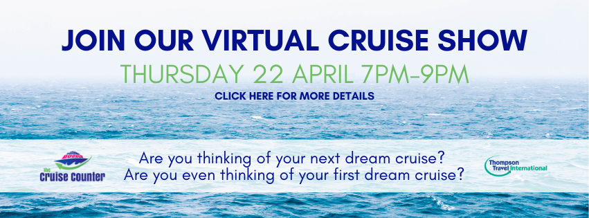 The Cruise Counter April 2021 Virtual Event