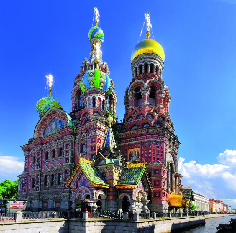 12 Night Scandinavia & Russia Cruise