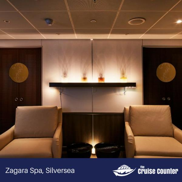 silversea spa